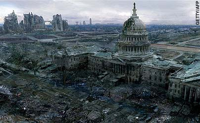 'Fallout 3' nuked Capitol