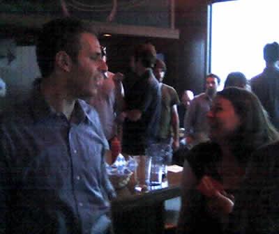 David Sirota and Amy Ruiz