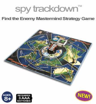 spy trackdown