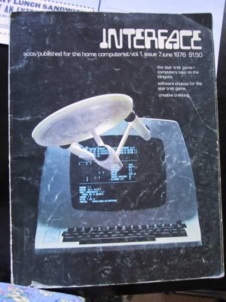 INTERFACE magazine, June 1976