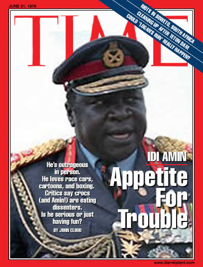 Idi Amin: Appetite for Trouble