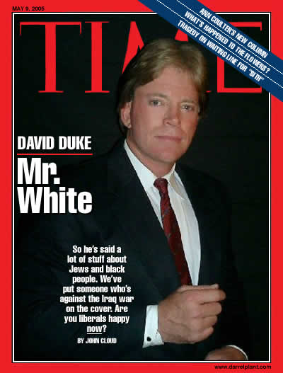 David Duke: Mr. White