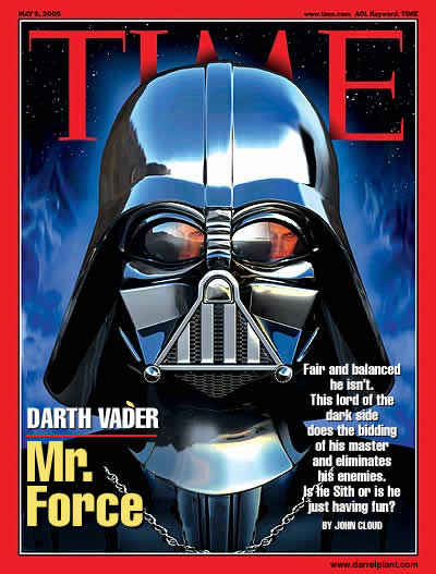 Darth Vader: Mr. Force