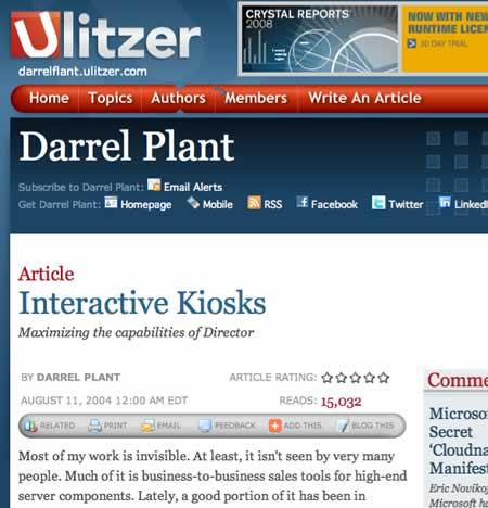 darrelflant.ulitzer.com
