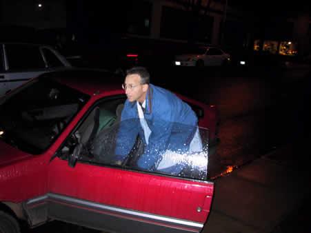 Brian Wry, 21 December 2000